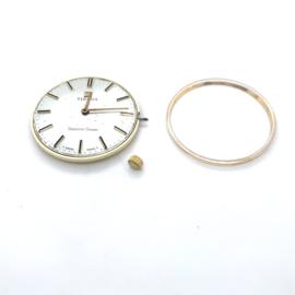 Occasion uurwerk en glas Tissot