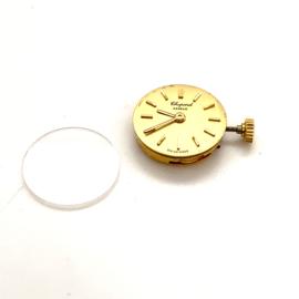 Occasion uurwerk en glas Chopard