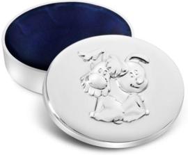 Woezel & Pip - Zilveren Tandendoosje