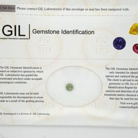 Demantoid Granaat - 0.62 ct.