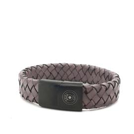 Zero Jewels - Medellin - armband - grijs