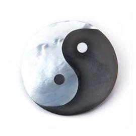 Yin & Yang Mi Moneda Munt large