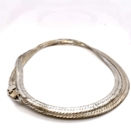 Occasion lang plat omega collier 62cm