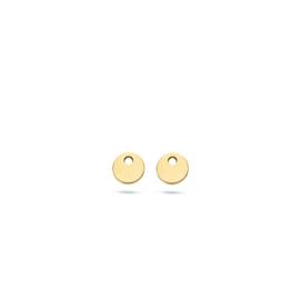 Blush Oorbedel 9055YGO - Geel Goud