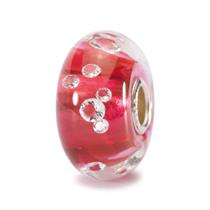 Trollbeads Diamond-like roze