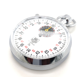 Occasion Tag Heuer stopwatch in nieuwstaat