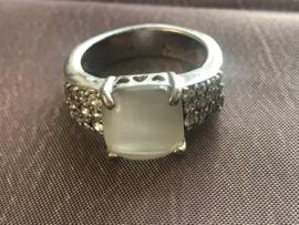 occasion zilveren TiSento ring