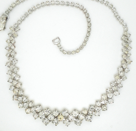 Occasion 'bling' collier