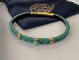 Barong Barong armband turkoois