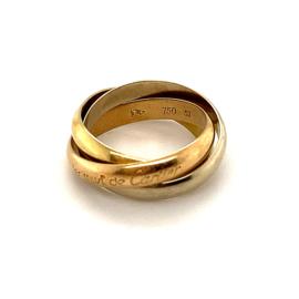 Occasion tricolor gouden Le must de Cartier trinity ring