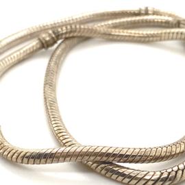 Occasion Pandora zilveren collier 50cm