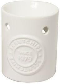 Scentchips brander met logo design wit