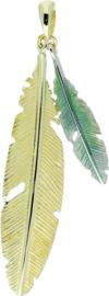 Lovenotes - Zilveren hanger met symbool