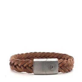 Zero Jewels - Rotterdam - armband - lichtbruin