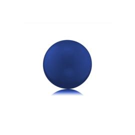 Engelsrufer klankbal blauw S