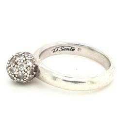 Occasion Ti Sento - Milano zilveren ring
