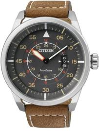 Citizen AW1360-12H horloge Eco - Drive Bruin