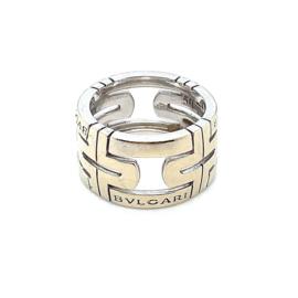 Occasion originele witgouden BVLGARI ring