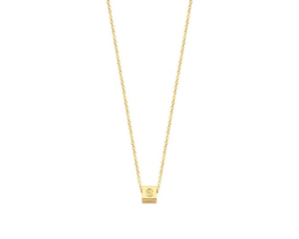 Just Franky Cube Necklace | 1 cube