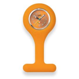 Tutti Milano verpleegster horloge oranje