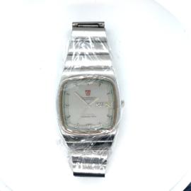 Occasion Omega Megasonic Chronometer heren polshorloge