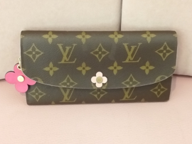 Occasion louis vuitton wallet flower