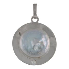 Cataleya Pendant Pearl