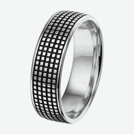 Zilveren ring oxi