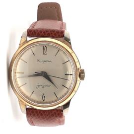 Gouden dugana horloge