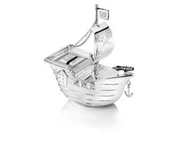 Piratenboot Spaarpot van het merk Zilverstad