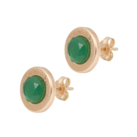 Cataleya Earrings Lucky Circle