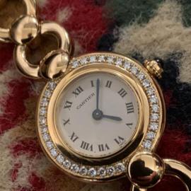 Cartier dames horloge