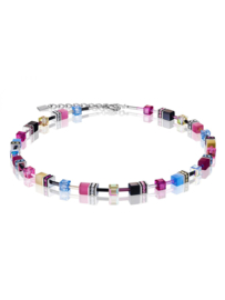 COEUR DE LION 2838/10-1571 Ladies´ Necklace Multicolour Vintage 3