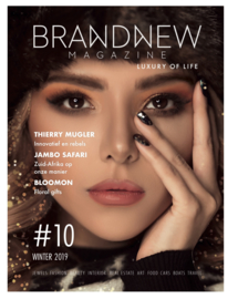 Candle light store @ brand New magazine