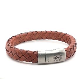 Zero Jewels - Monaco - armband - bruin