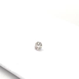 Diamant - 0.31 ct. - rond briljant - VSI/F