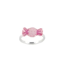Zilveren Ring Candy