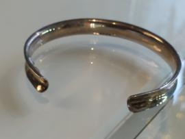 Occasion zilveren bangle