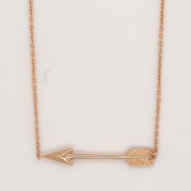 Cataleya Jewels - collier - Pijl
