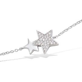 Bracelet White Stars
