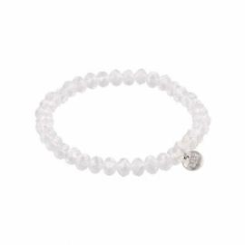 BIBI basic armband - Crystal 001-1