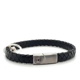 Zero Jewels - Beiroet - armband - donkerbruin