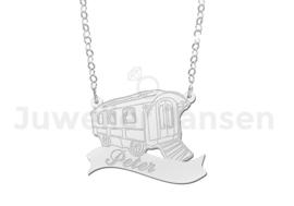 Travellers luxury Collier Peter  rolleman Woonwagen