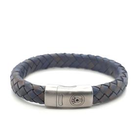 Zero Jewels - Monaco - armband - blauw