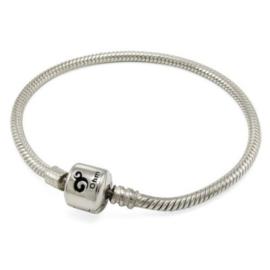 OHM Snap Clasp Bracelet WHT00620