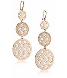 REBECCA HOLLYWOOD STONE EARRING