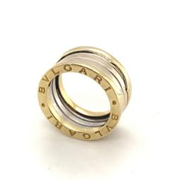Occasion originele bicolor gouden BVLGARI Zero One ring