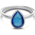 BLISS RING 925 SILVER