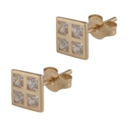 Cataleya Earrings Square