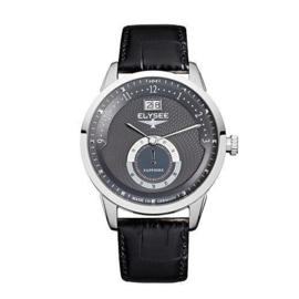 Elysee Horloge 17003 - Classic Edition - 41 mm - Grijs